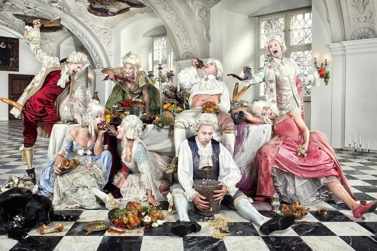 The Rococo Series