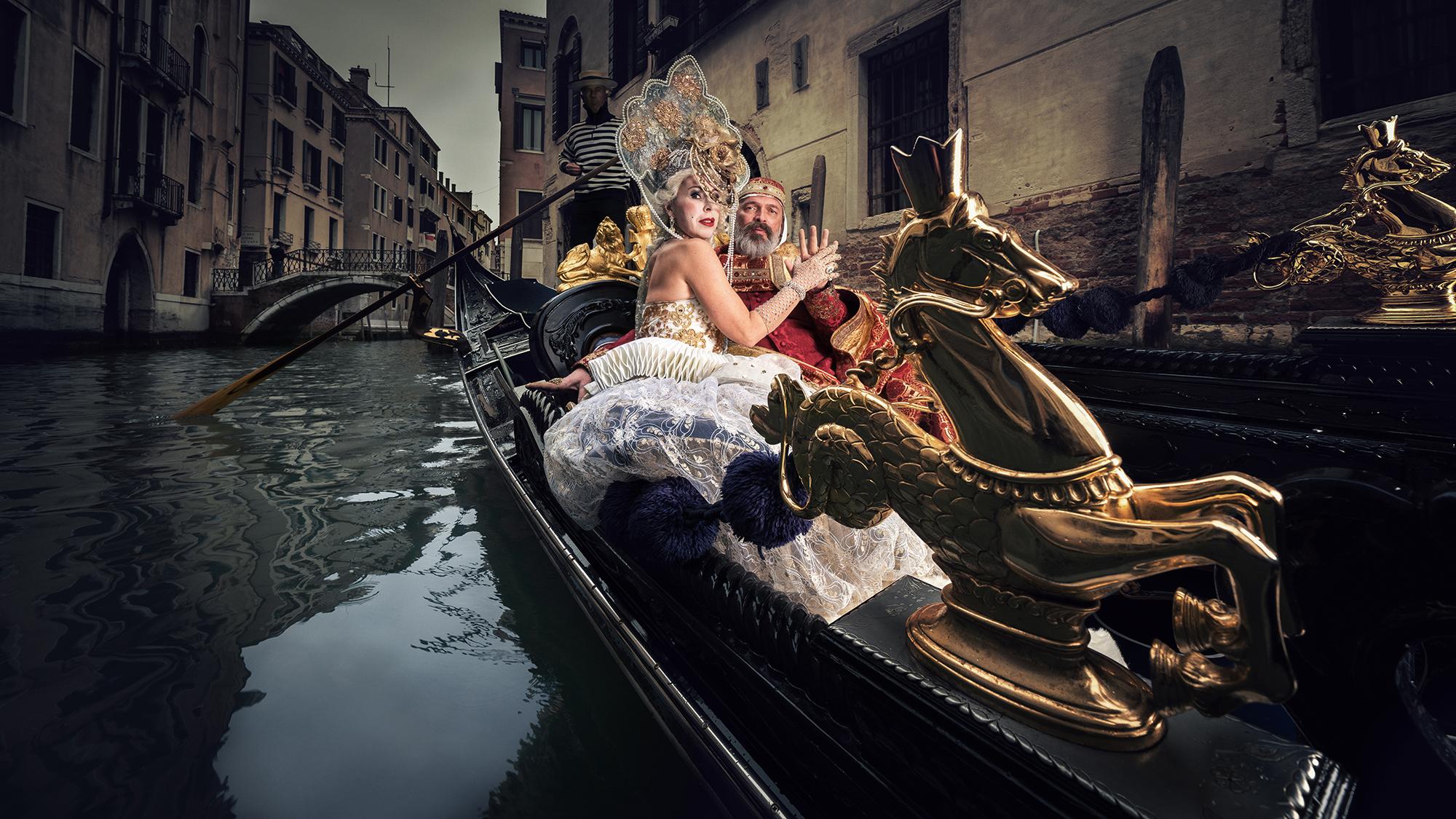 Faces of Venice